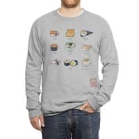 Nekozushi - crew-sweatshirt - small view