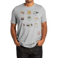 Nekozushi - mens-extra-soft-tee - small view
