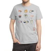 Nekozushi - mens-regular-tee - small view