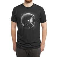 Moon's Helmet - mens-triblend-tee - small view