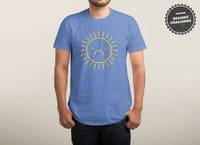 Sad Sun - mens-triblend-tee - small view