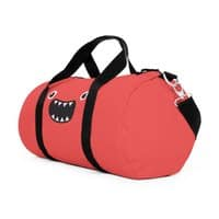 Om nom nom!  - duffel-bag - small view