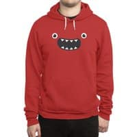 Om nom nom!  - hoody - small view