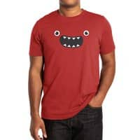 Om nom nom!  - mens-extra-soft-tee - small view