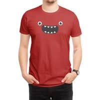 Om nom nom!  - mens-regular-tee - small view