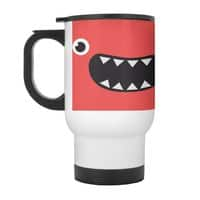 Om nom nom!  - travel-mug-with-handle - small view