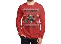 Naughty Brats - mens-long-sleeve-tee - small view