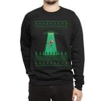 Goodbye Santa - crew-sweatshirt - small view