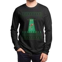 Goodbye Santa - mens-long-sleeve-tee - small view