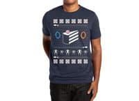 The Christmas Cake Is A Lie - mens-extra-soft-tee - small view