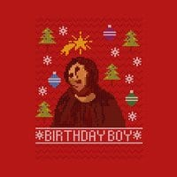Ugly Jesus Sweater - small view
