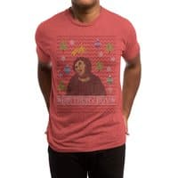 Ugly Jesus Sweater - mens-triblend-tee - small view