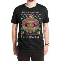 Not a Pervert - mens-extra-soft-tee - small view