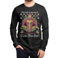 Not a Pervert - mens-long-sleeve-tee - small view