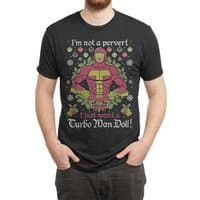 Not a Pervert - mens-triblend-tee - small view