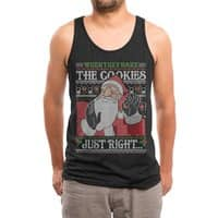 Just Right - mens-triblend-tank - small view
