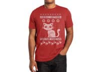 Meowy Catmas - mens-extra-soft-tee - small view