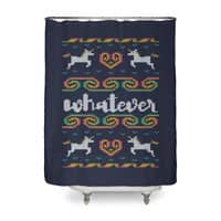 Whatever - shower-curtain - small view
