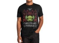 Merry Cthulhu - mens-extra-soft-tee - small view