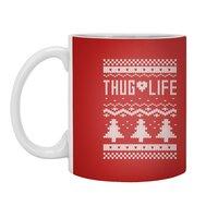 Thug Life Christmas Sweater - small view