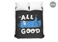 It's All Good - duvet-cover - small view