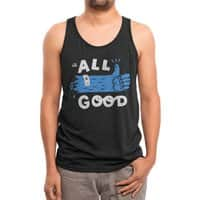 It's All Good - mens-triblend-tank - small view
