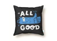 It's All Good - throw-pillow - small view