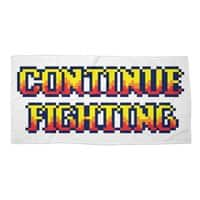 Continue Fighting - small view