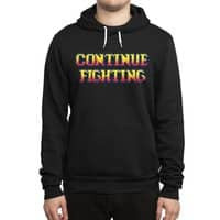 Continue Fighting - hoody - small view