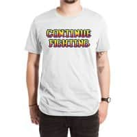 Continue Fighting - mens-extra-soft-tee - small view
