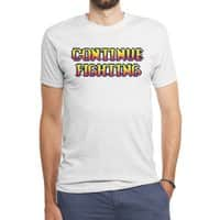 Continue Fighting - mens-triblend-tee - small view