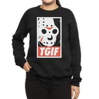 TGIF - crew-sweatshirt - small view