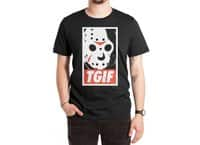 TGIF - mens-extra-soft-tee - small view