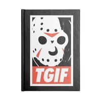 TGIF - notebook - small view