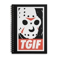 TGIF - spiral-notebook - small view