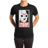 TGIF - womens-extra-soft-tee - small view