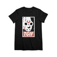 TGIF - womens-premium-tee - small view