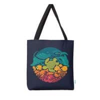 Aquatic Rainbow - tote-bag - small view