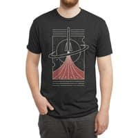 Space Race - mens-triblend-tee - small view