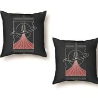 Space Race - throw-pillow - small view