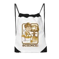 Science! - drawstring-bag - small view