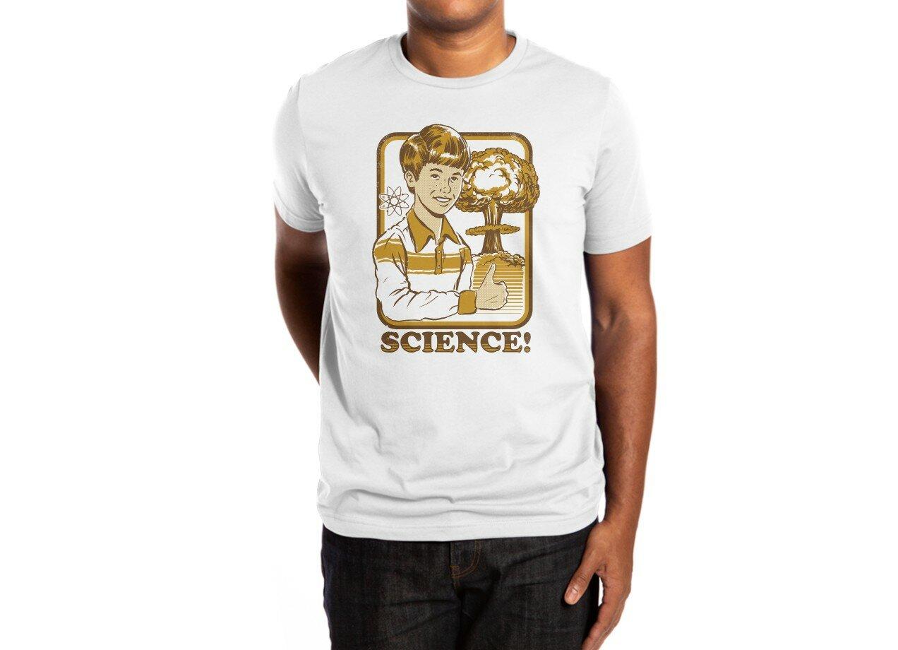 a04013635 Science! by Steven Rhodes | Men's T-Shirt Threadless