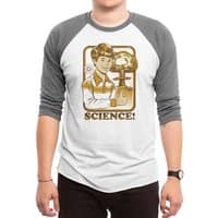 Science! - triblend-34-sleeve-raglan-tee - small view