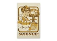 Science! - vertical-stretched-canvas - small view