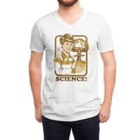 Science! - vneck - small view