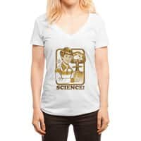 Science! - womens-deep-v-neck - small view