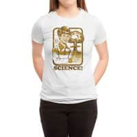 Science! - womens-triblend-tee - small view