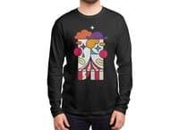 Big Top Drama - mens-long-sleeve-tee - small view