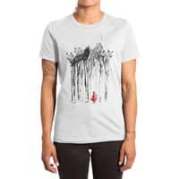 Into the Woods - womens-extra-soft-tee - small view