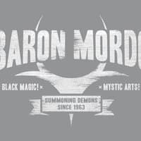 BARON MORDO - small view